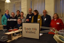 Das Repair Café-Team!