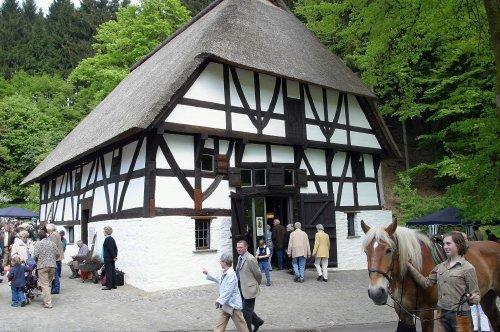 """Im historische Bauernhaus Dahl wird ein Symposium zu """"Ganz viel Arbeit"""" stattfinden. (Foto: OBK)"""