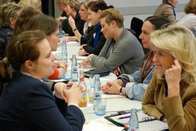 Speed-Dating in Frankfurt mal anders