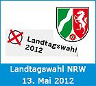 Logo Landtagswahl 2012