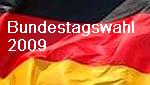 Logo für die Bundestagswahl 2009